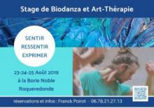 stage Biodanza et art-therapie